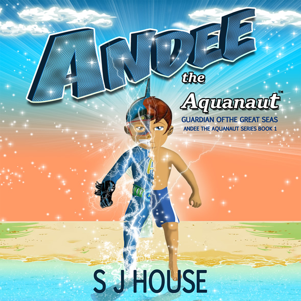 Andee the aquanaut_audio cover_1