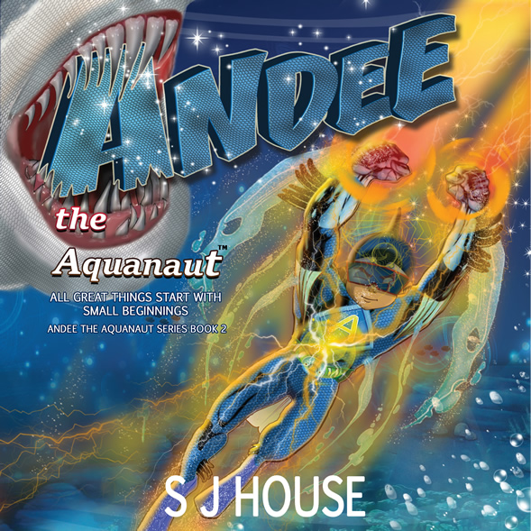 Andee the aquanaut_audio cover_2