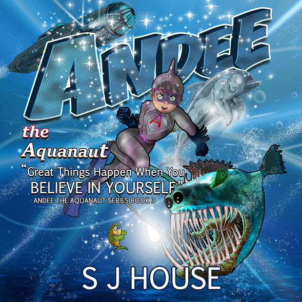 Andee the aquanaut_audio cover_3