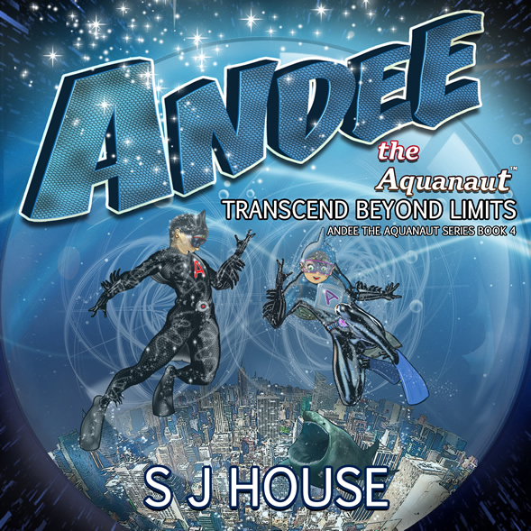 Andee the aquanaut_audio cover_4